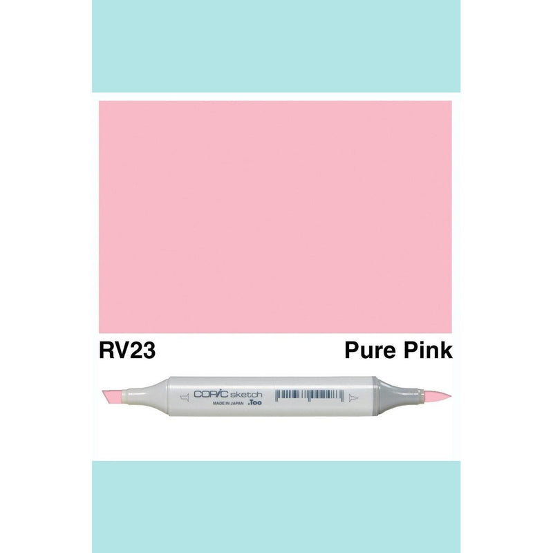 Copic Markers SKETCH  - Pure Pink RV23