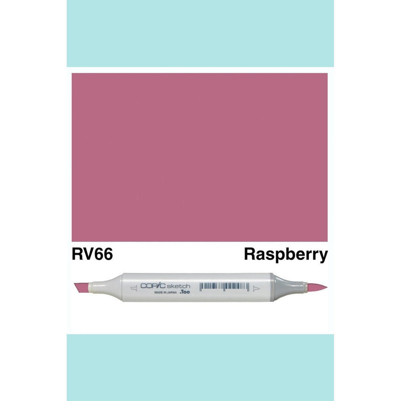 Copic Markers SKETCH  - Raspberry RV66
