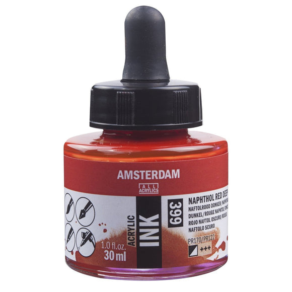 Amsterdam Acrylic Inks - 30ml