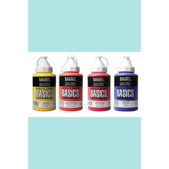 Liquitex Basics Acrylic Colour 400ml