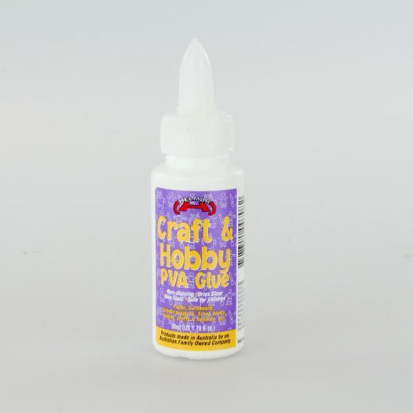 Helmar Craft & Hobby PVA Glue 50ml