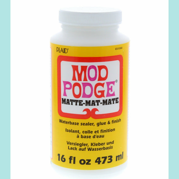 Plaid - Mod Podge Matte 16oz.