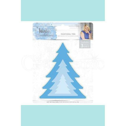 Crafters Companion Sara Signature Winter Wonderland Traditional Tree