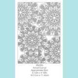 Sizzix - 3-D Textured Impressions Embossing Folder - Doily