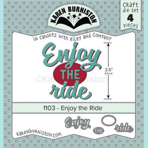 Karen Burniston - Enjoy the Ride Die