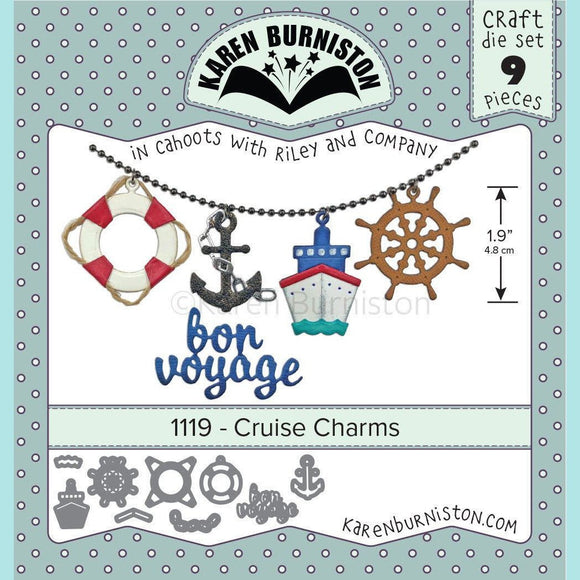 Karen Burniston - Cruise Charms