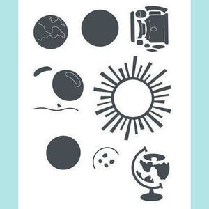 Sizzix - Thinlits Die Set 6PK - Circle Play by Tim Holtz