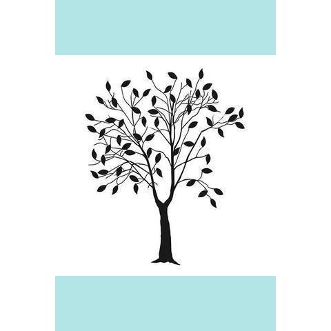 Darice® Embossing Folder - Leafing Tree