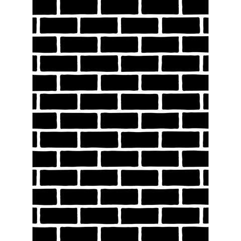 Darice® - Embossing Folder - Brick