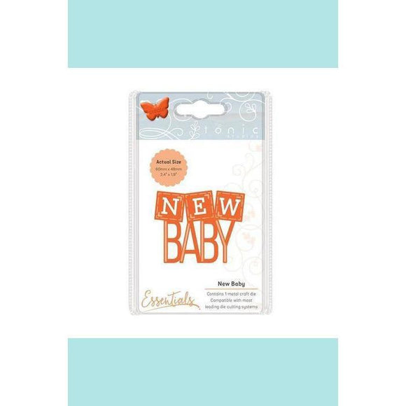 Tonic Studios - Miniature Moments - New Baby Die Set