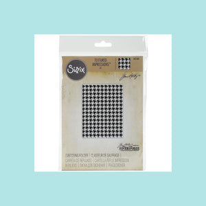 Sizzix Texture Fades A2 Embossing Folder