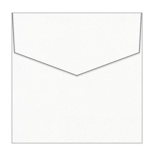 Peterkin - Curious Metallic Ice Gold Envelope - 150mm x 150mm