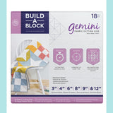 Crafters Companion - Gemini Build-a-Block Patchwork System