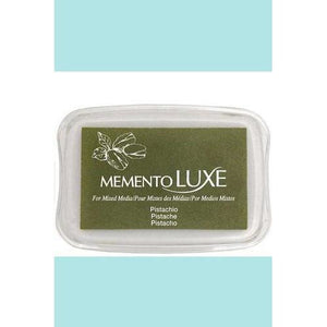 Memento Luxe Ink Pad and Reinker