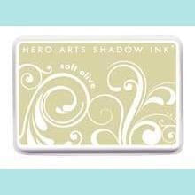 Pale Goldenrod Hero Arts Shadow Ink Pads - Soft Tones