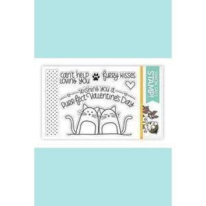 Simon Says Stamp - Furry Kisses Stamp