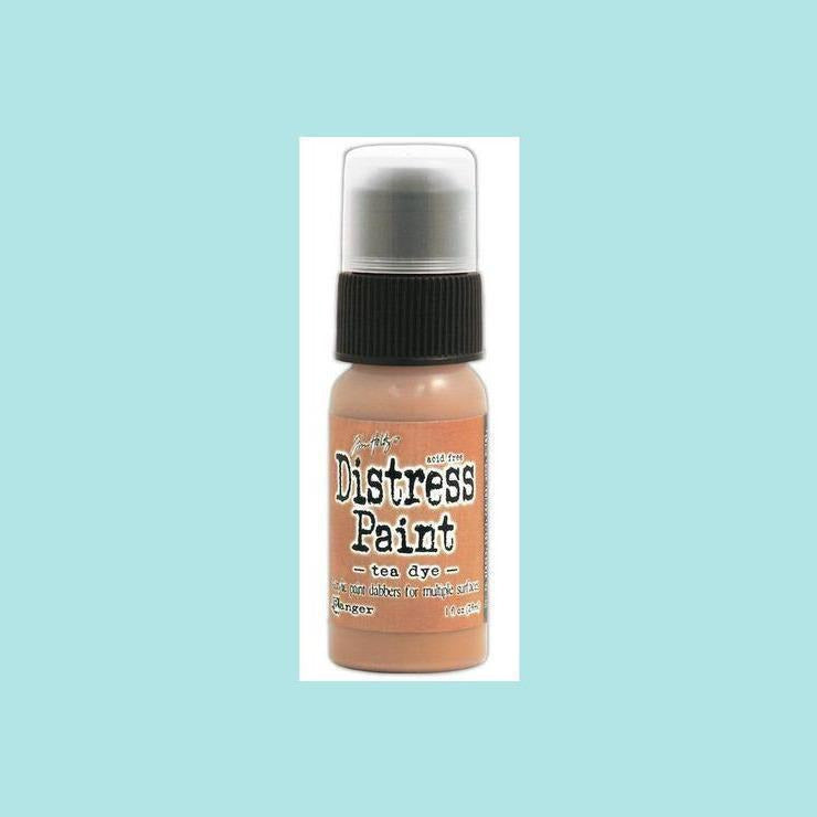 Rosy Brown Tim Holtz Distress Paints - Dabber Top