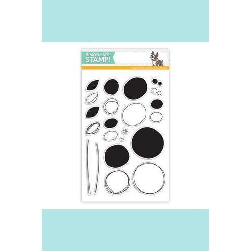 Simon Says Clear Stamps SCRIBBLE & Die Bundle