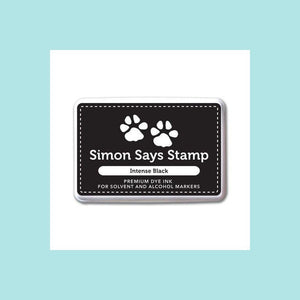 Simon Says Premium Ink Pad Intense Black