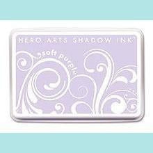 Lavender Hero Arts Shadow Ink Pads - Soft Tones