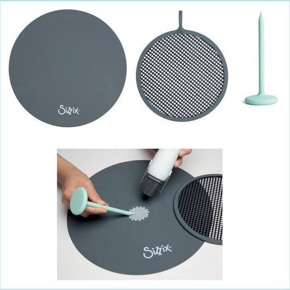 Sizzix Accessory - Shrink Plastic Accessories