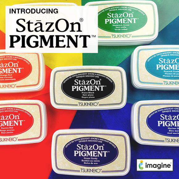 StazOn Pigment Full-Size Inkpads