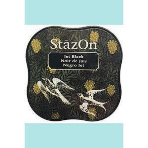 StazOn Midi Inkpads and Inkers