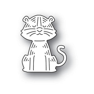 Poppystamps - Whittle Tiger Craft Die