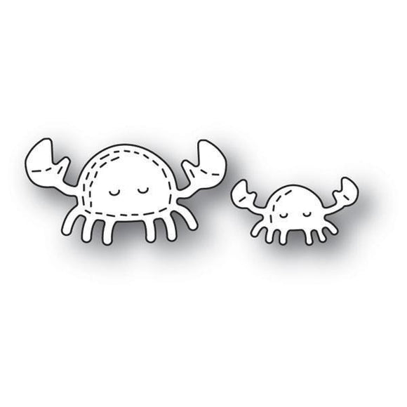 Poppystamps - Whittle Crabs Craft Die