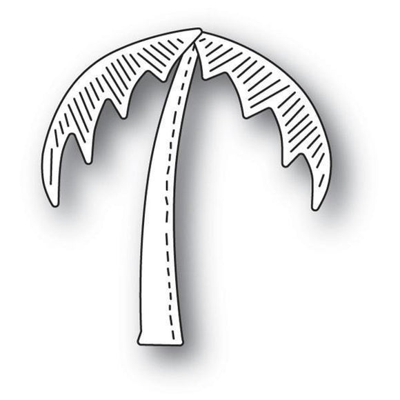 Poppystamps - Whittle Palm Tree Craft Die