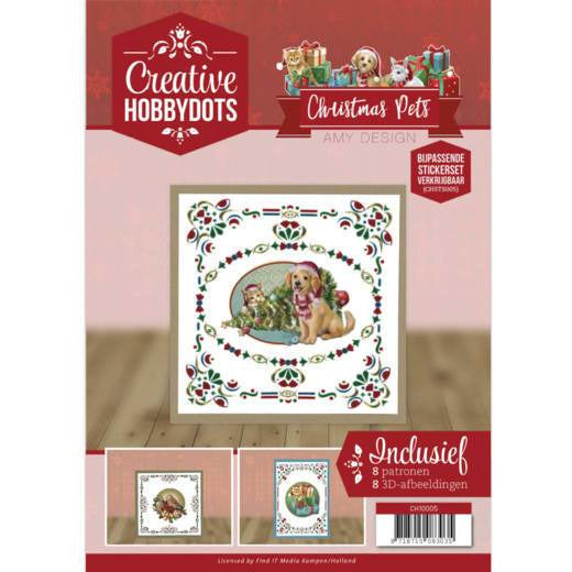 Amy Design - Christmas Pets - Creative Hobbydots 5