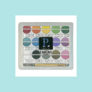 Pebbles - I Kan'Dee Chalk Set - Basic Brights
