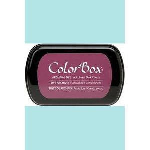 Colorbox Pigment Ink-pad Black - Archival Ink