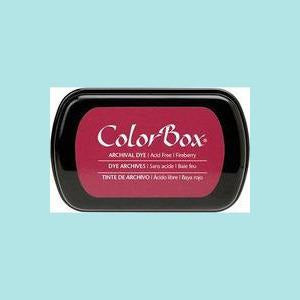 Maroon Dye Ink: ColorBox® Archival Full Size