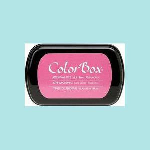 Pale Violet Red Dye Ink: ColorBox® Archival Full Size