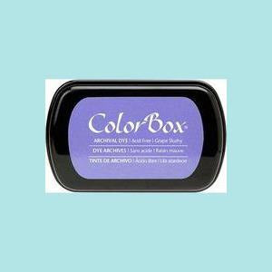 Medium Purple Dye Ink: ColorBox® Archival Full Size