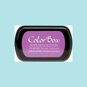 Orchid Dye Ink: ColorBox® Archival Full Size
