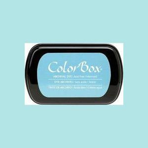 Sky Blue Dye Ink: ColorBox® Archival Full Size