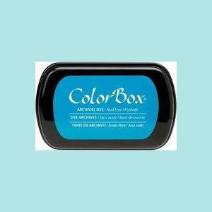 Light Sea Green Dye Ink: ColorBox® Archival Full Size