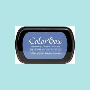 Steel Blue Dye Ink: ColorBox® Archival Full Size