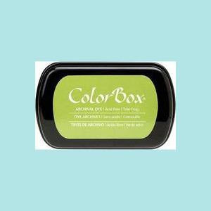 Dark Khaki Dye Ink: ColorBox® Archival Full Size