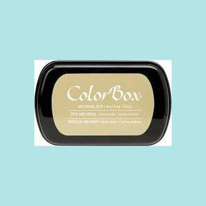 Tan Dye Ink: ColorBox® Archival Full Size