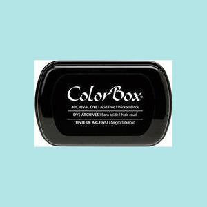 Black Dye Ink: ColorBox® Archival Full Size