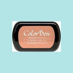 Powder Blue Dye Ink: ColorBox® Archival Full Size
