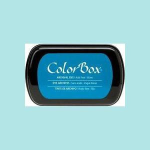 Dark Cyan Dye Ink: ColorBox® Archival Full Size