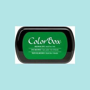 Forest Green Dye Ink: ColorBox® Archival Full Size