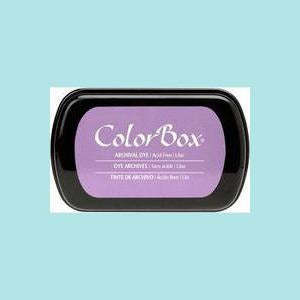Dark Gray Dye Ink: ColorBox® Archival Full Size