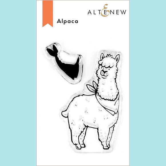 Altenew - Alpaca Stamp and Die