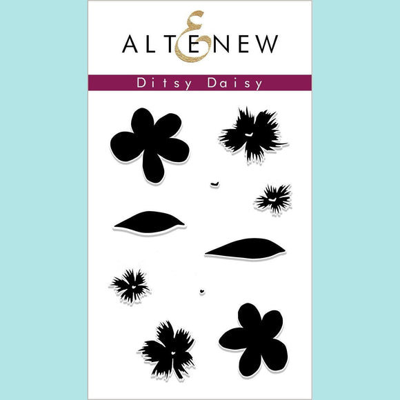 Altenew Mini Ditsy Daisy Stamp