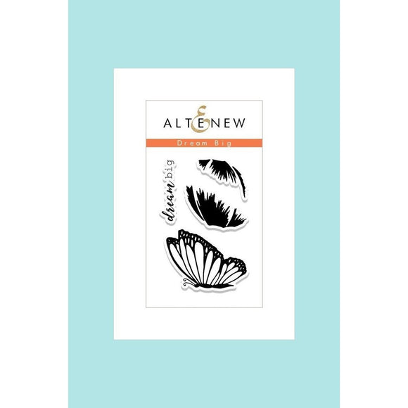 Altenew Dream Big Stamp & Die Bundle